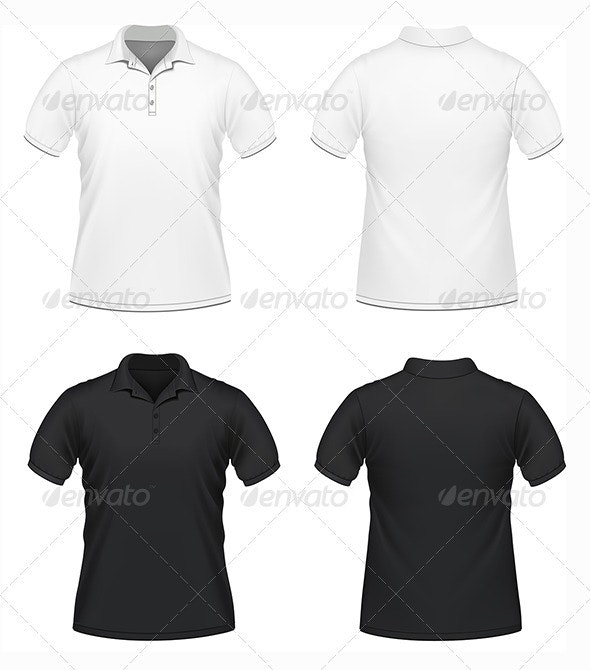 Men's polo shirts - Man-made Objects Objects