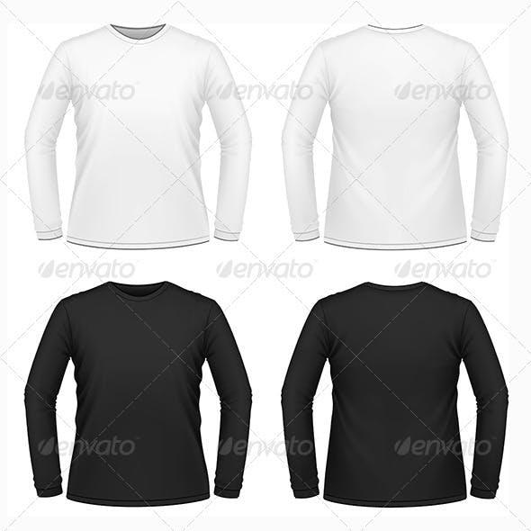 Long-sleeved T-shirts