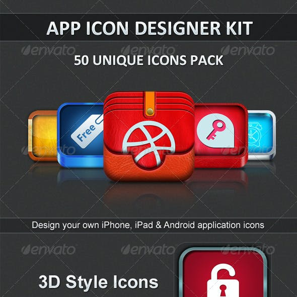 App Icon Designer Kit