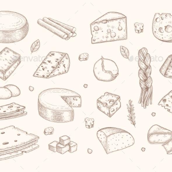 Drawn Cheese