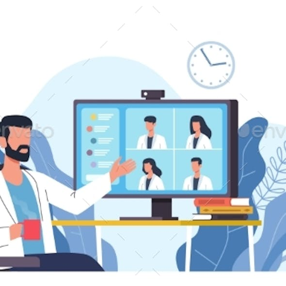 Medical Video Conference