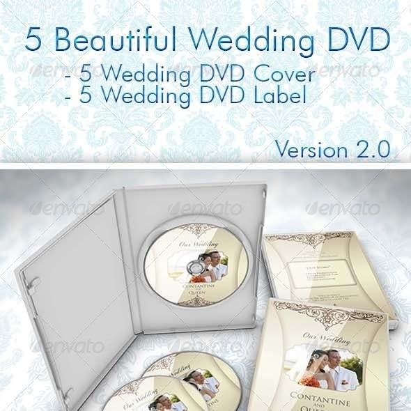 5 Beautiful Wedding DVD Ver 2.0