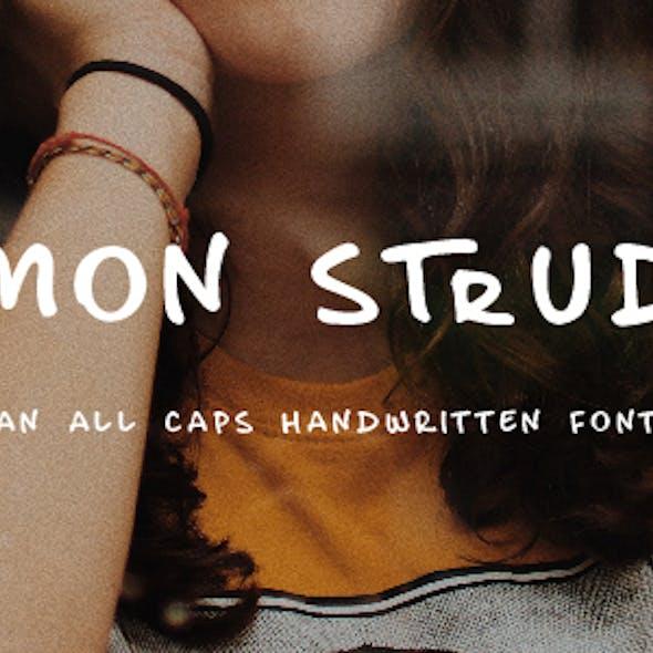 Lemon Strudel Font