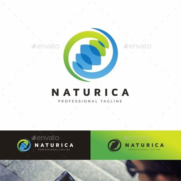 Eco Circle Logo