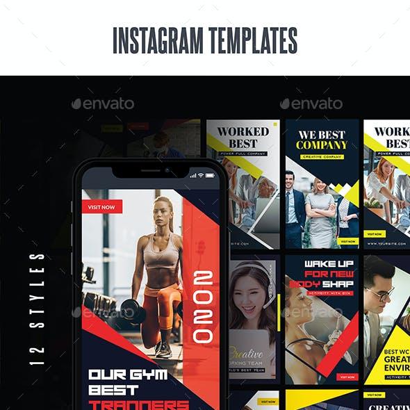 Suzie   Instagram Stories Template