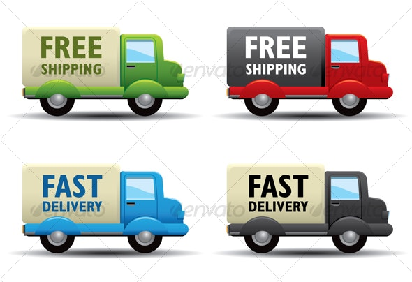 Delivery Truck - Concepts Business