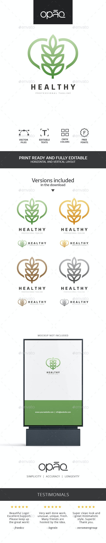 Biologic Healthy Life Logo - Symbols Logo Templates