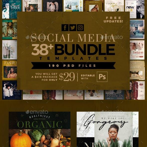 Social Media Mega Pack