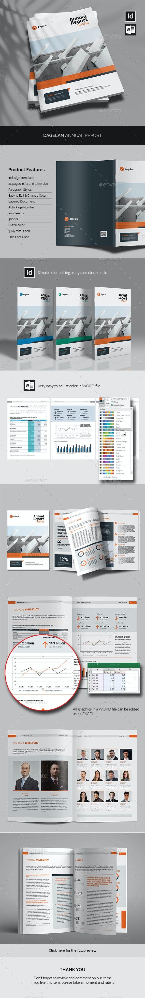 Dagelan Annual Report