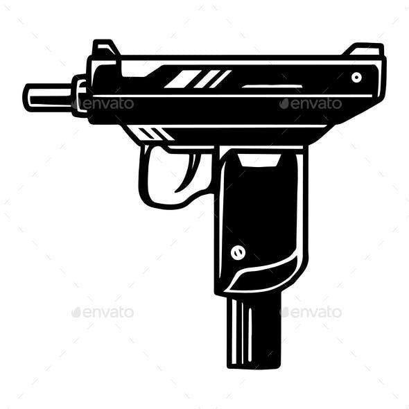 UZI Weapon