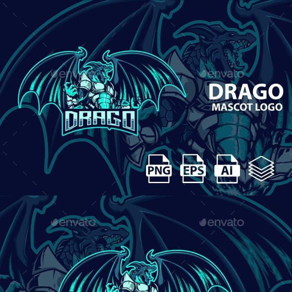 Drago Mascot