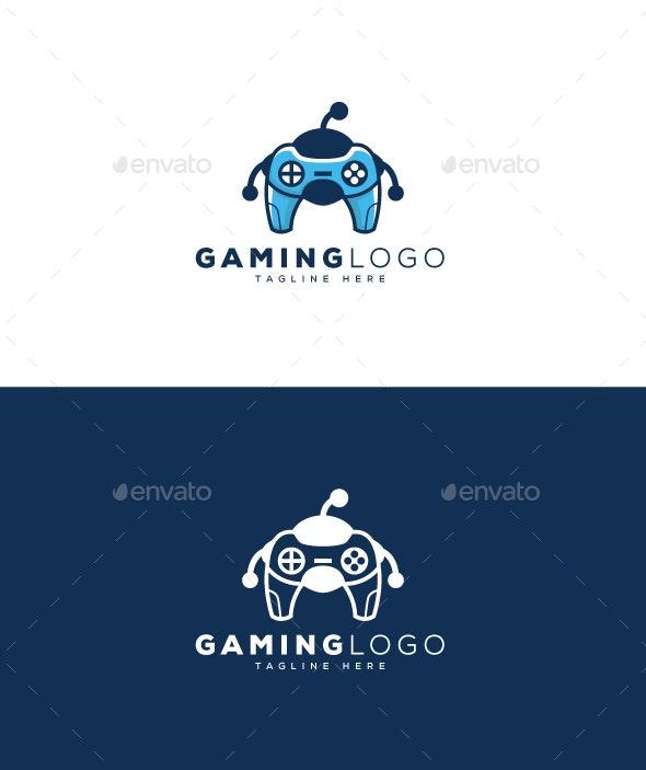 Gaming Logo - Objects Logo Templates