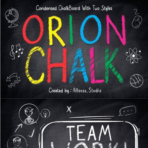 Orion Chalk