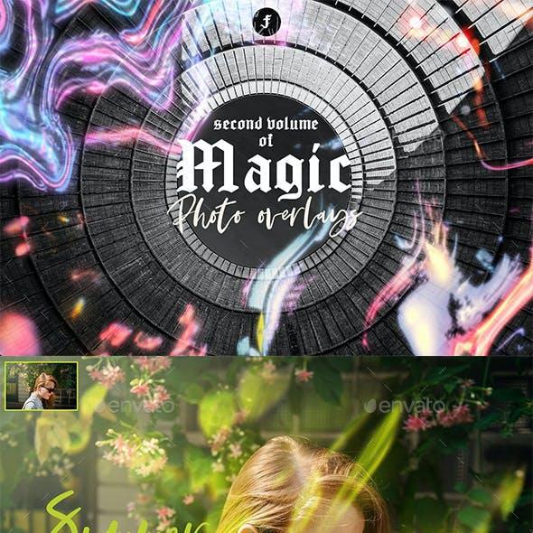 Magic Photo Overlays Vol.2