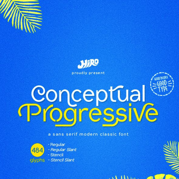 Conceptual Progressive