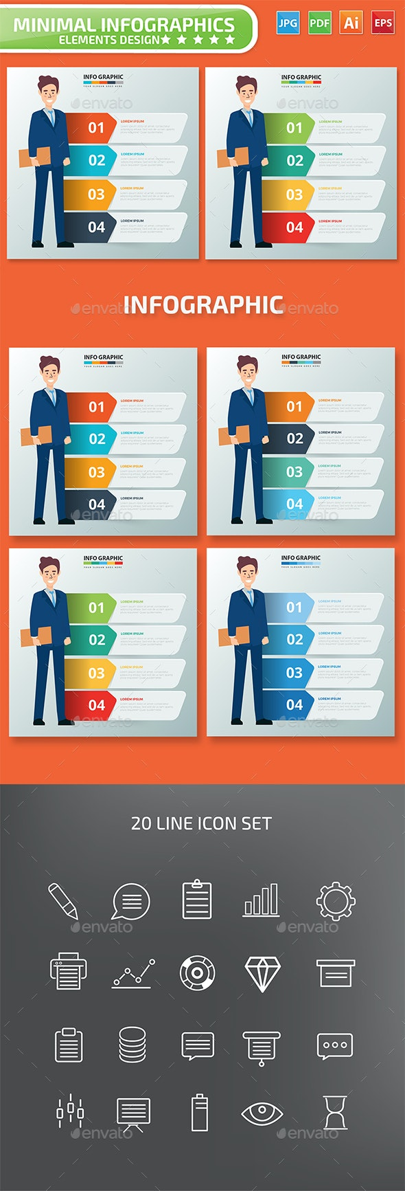 Business Infographics - Infographics