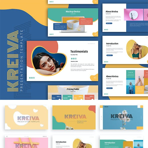 Kreiva Creative Presentation