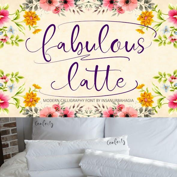 fabulous latte