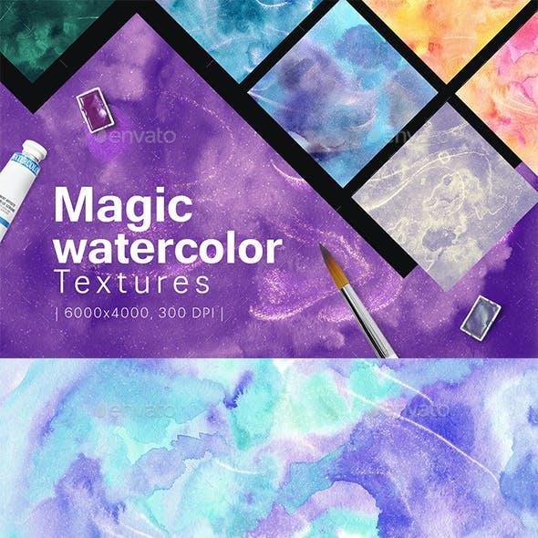 Magic Watercolor Textures