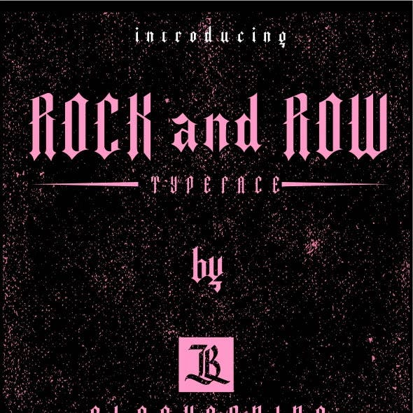 ROCK and ROW