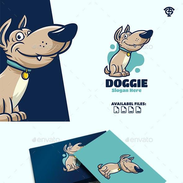Doggie - Logo Mascot