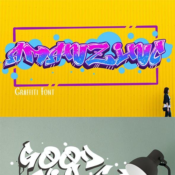 Amanzinc Graffiti