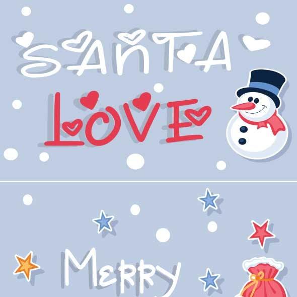 Love Santa claus