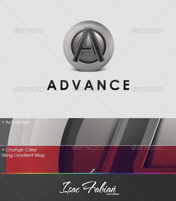 Advance Logo Template - Letters Logo Templates