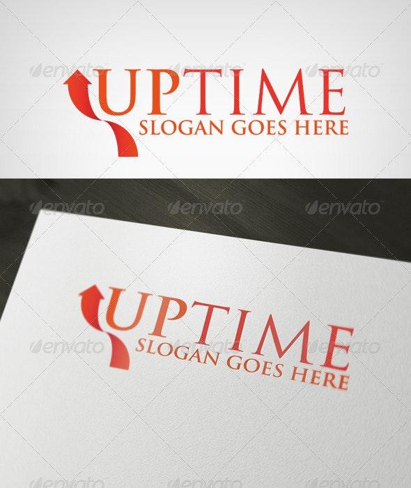 uptime Logo - Objects Logo Templates