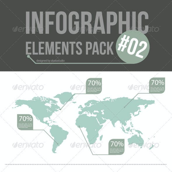 Infographic Elements Pack 02