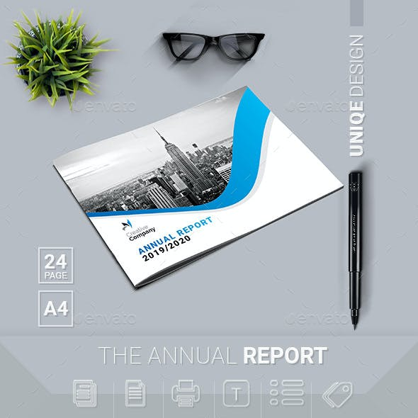 Landscape Annual Report
