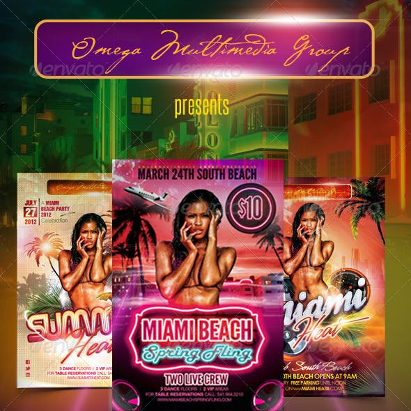 Welcome To Miami Bundle
