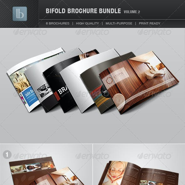Bifold Brochure Bundle | Volume 2