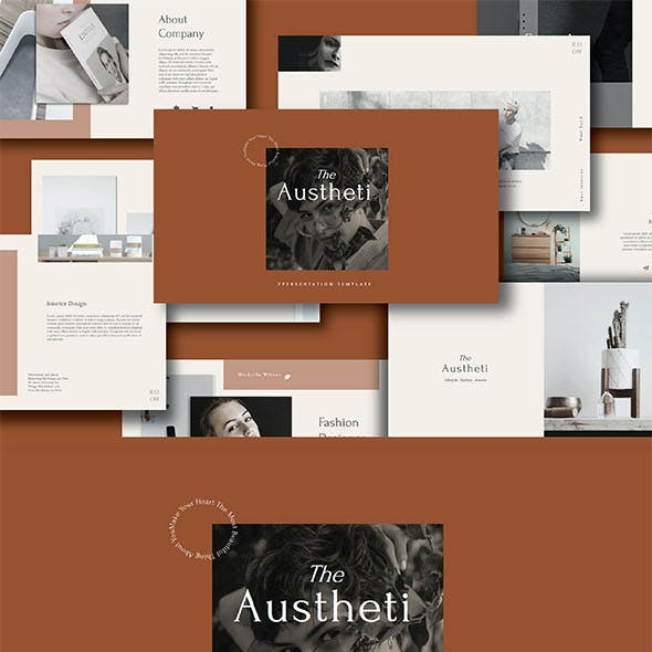 The Austheti Keynote Template