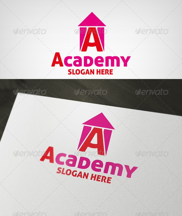 Academy Logo - Letters Logo Templates