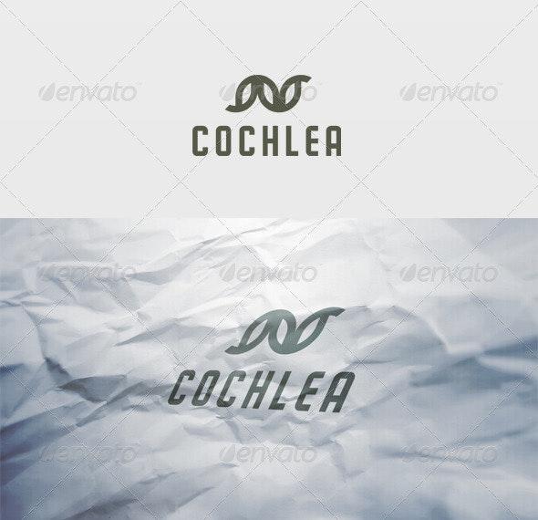 Cochlea Logo - Vector Abstract