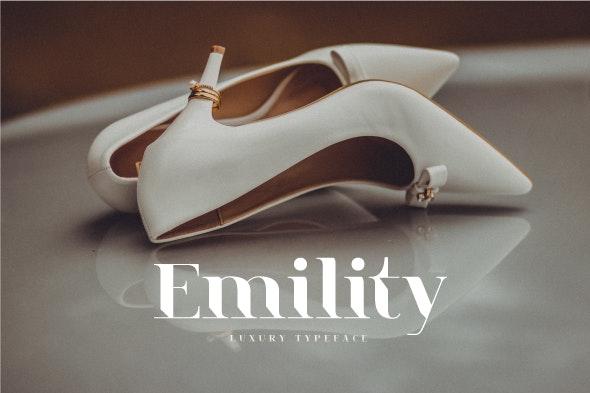 Emility - Serif Fonts