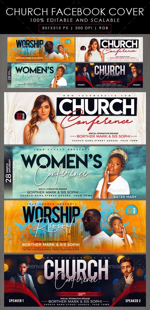 Church Facebook Cover - Facebook Timeline Covers Social Media
