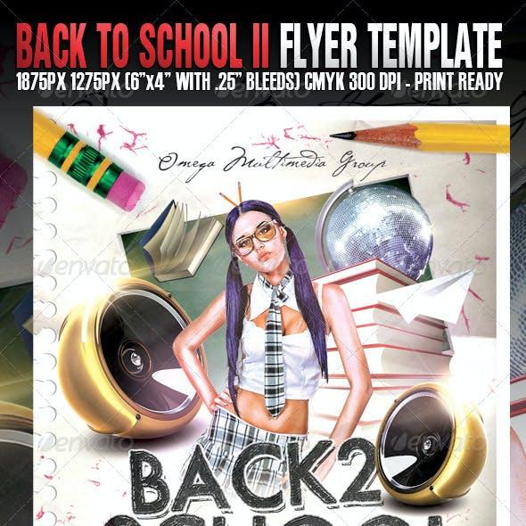Back To School II