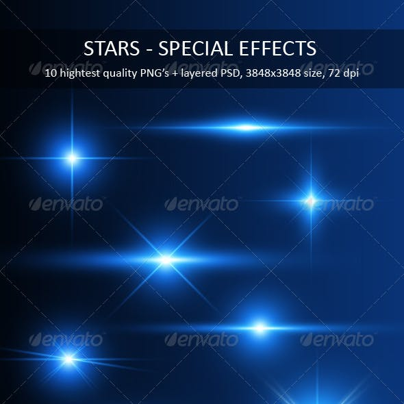 Stars - Special Effects Pack