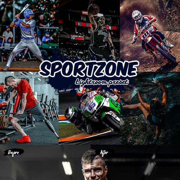 Sports Zone Lightroom Presets