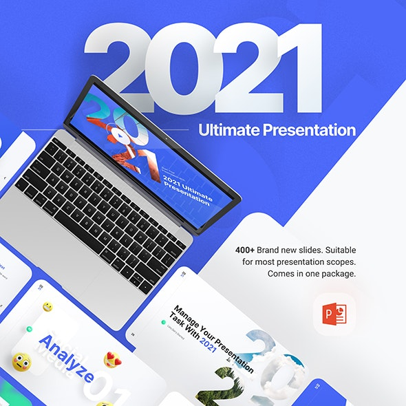2021 Ultimate Multipurpose Premium PowerPoint Presentation Template - Business PowerPoint Templates