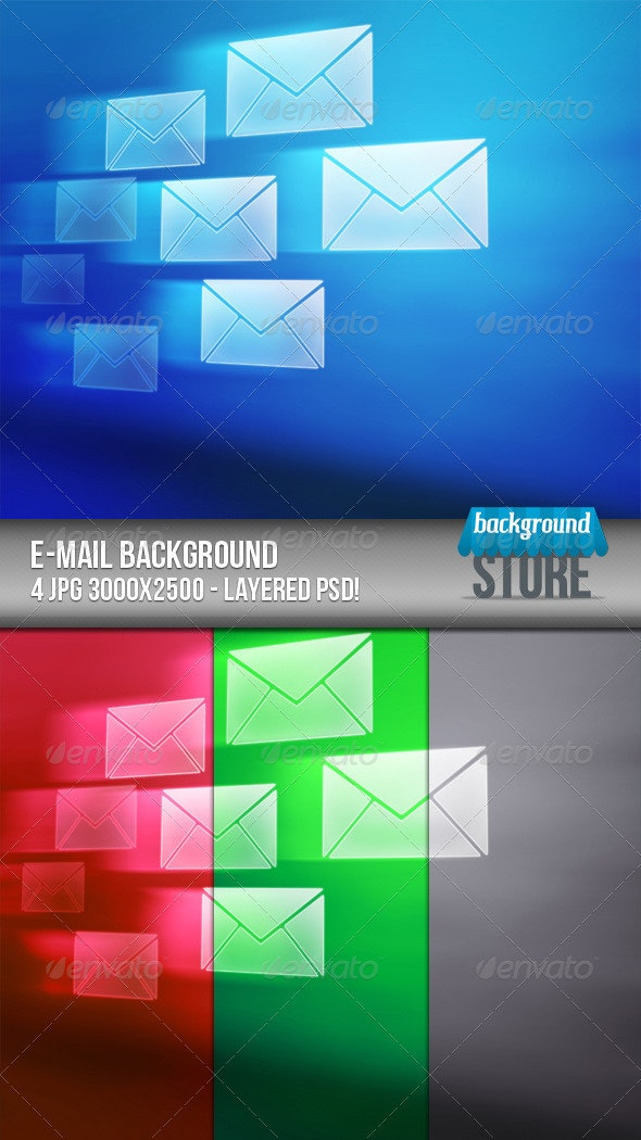 Email Background - Business Backgrounds