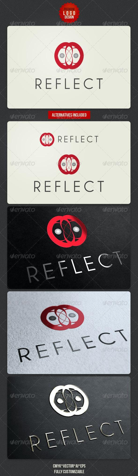 Reflect Logo Design - Symbols Logo Templates