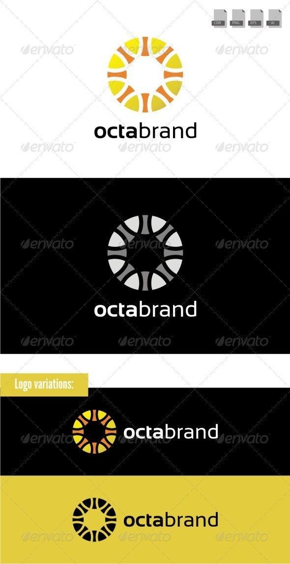 Octabrand - Symbols Logo Templates