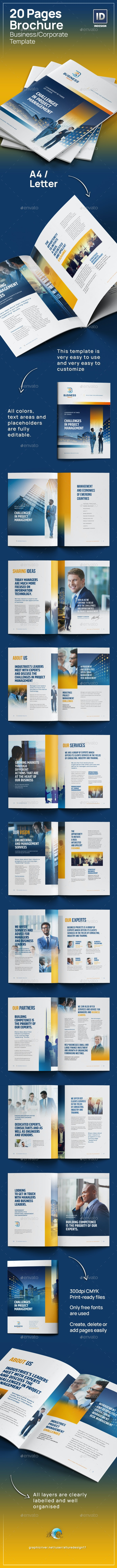 Brochure Business Corporate V2 - Corporate Brochures