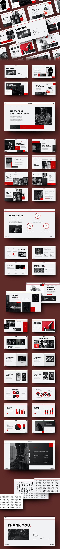 Sentinel – Business Google Slides Template - Google Slides Presentation Templates