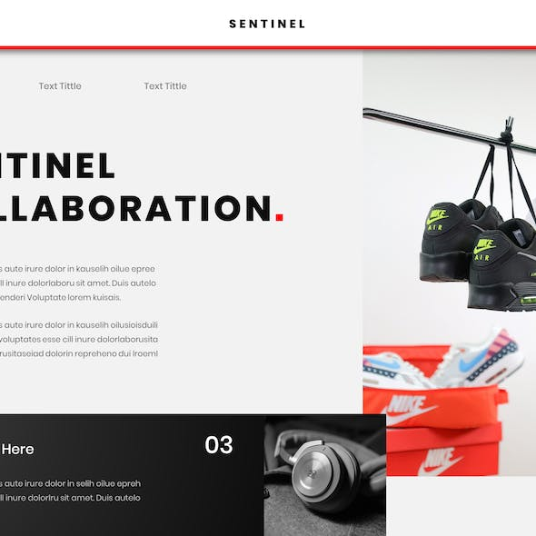 Sentinel – Business Google Slides Template