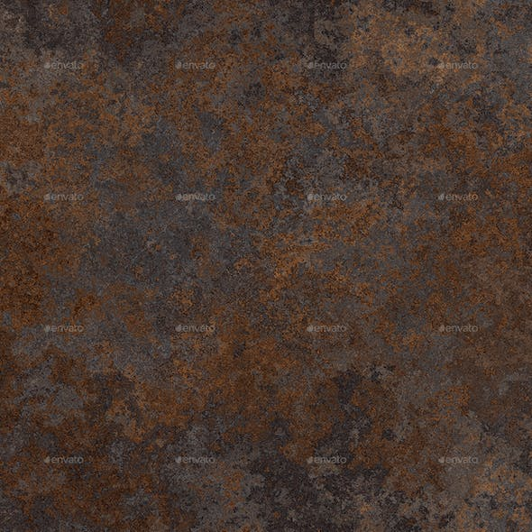 30 Rust Background Textures. Seamless Transition.