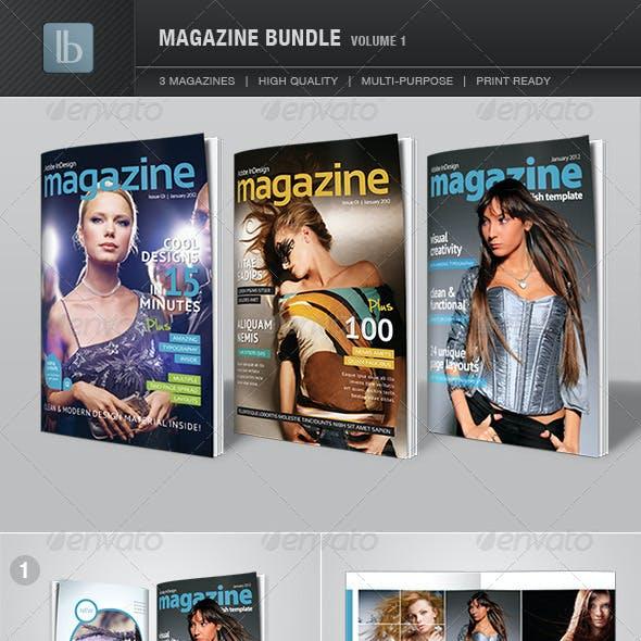 Magazine Bundle | Volume 1